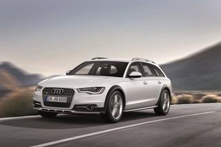 Audi A6 allroad quattro - Hochgelegt (Vorabbericht)