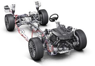 Audi A8 - Immer als Hybrid