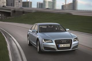Audi A8 hybrid - Der noble Verzicht auf Zylinder (Vorabbericht)