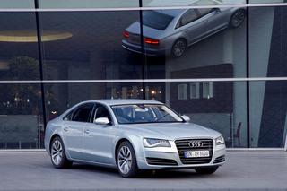Audi A8 Hybrid - Große Limousine mit kleinem Durst (Kurzfassung)