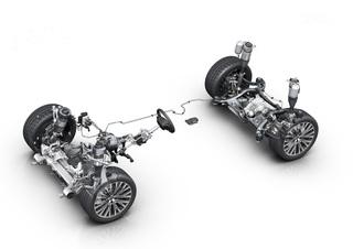 Audi-Sicherheitssystem - Neuer A8 weicht bei Seitencrash nach oben ...