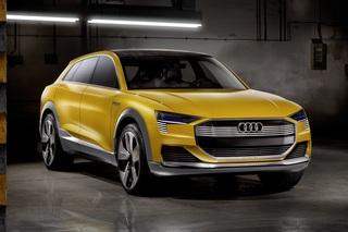 Audi setzt auf Wasserstoff - Brennstoffzelle als Alternative zur Ba...
