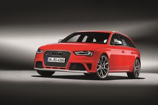 Audi RS4 Avant - Der Rennkombi (Vorabbericht)