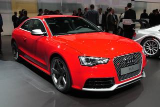 Audi RS5 - Hochleistungs-Coupé mit geschärftem Blick
