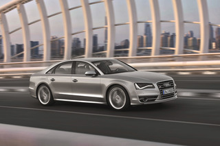 Audi S8 - Downsizing per Hightech (Vorabbericht)