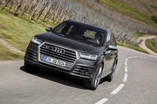 Audi SQ7 TDI - Stärkstes Diesel-SUV der Welt (Kurzfassung)