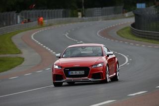 Fahrbericht: Audi TT RS - König der Kompaktsportler