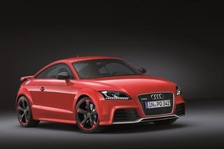 Audi TT RS Plus - Mit ein paar Pferden mehr