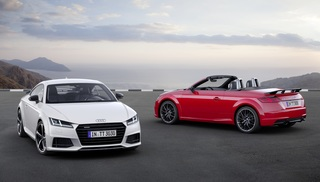 Audi TT S Line Competition - Extra sportlich