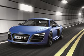 Audi R8 - Lifting für den Newcomer
