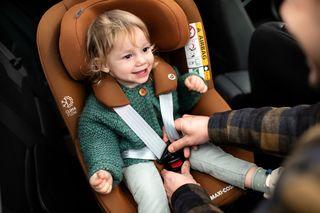 Kindersicherheit im Auto - Richtig sichern