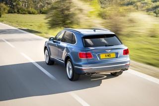 Bentley - In Europa künftig ohne Diesel