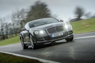 Bentley Continental GT Speed - Zehn Pferdchen mehr