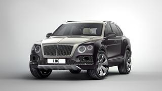 Bentley Bentayga  - Mulliner macht's möglich