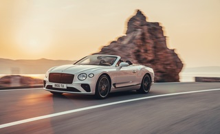 Bentley Continental GT Cabrio  - Luxus an der frischen Luft