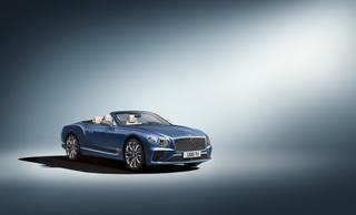 Bentley Continental GT Mulliner Convertible - Feiner geht immer