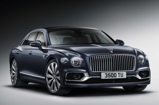 Bentley Flying Spur - Dynamisches Dickschiff
