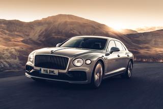 Bentley Flying Spur - Speerspitze in der Luxusliga