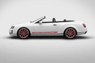Bentley Continental Supersports Cabrio ISR - Rekordwagen für die St...