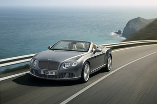 Bentley Continental GTC - 2.500 Kilo Luxus