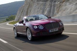 Fahrbericht: Bentley Continental GTC - Sonnendeck für Superreiche