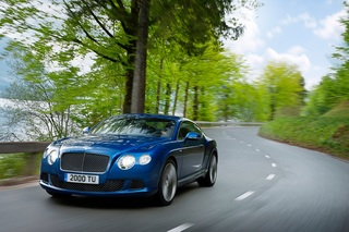 Bentley Continental GT Speed - Miles & More