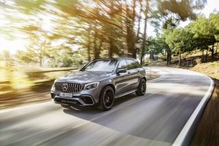 Mercedes-AMG GLC 63 - Kann Leistung Sünde sein?
