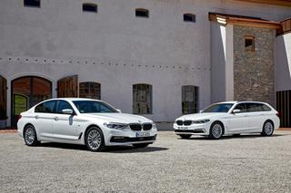 BMW 5er: Neuerungen zum Modelljahr 2020 - Laserlicht und Over-Boost