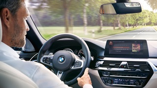 BMW nimmt Alexa an Bord - Amazons Sprachassistent wird Serie