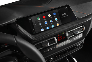 BMW plant mehr Smartphone-Integration - Android Auto ab 2020