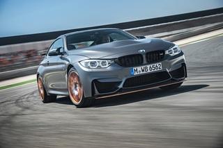 BMW M4 GTS - Wasser marsch!