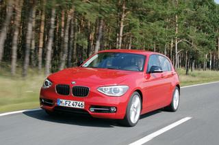 BMW 114i - Kleinster Einser