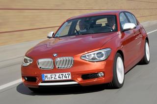 BMW 1er Motoren - Mehr Druck für den Kleinen