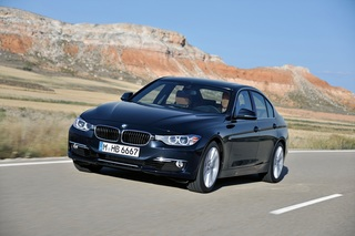 BMW 3er - Münchner Mittelklasse-Duellant