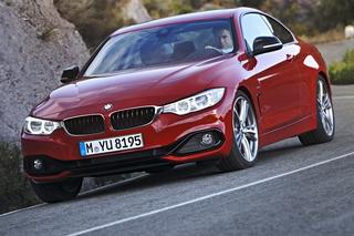 BMW Vierer - Nach Fünf kommt Vier