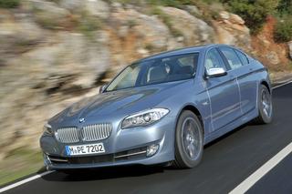 BMW  Active Hybrid 5 - Sparen mit Leistung (Kurzfassung)
