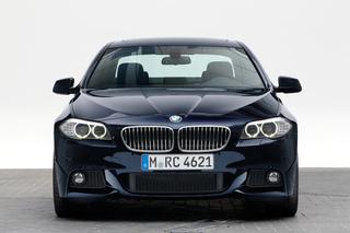 Neue BMW 5er-Motoren - Vierzylinder senken Verbrauch