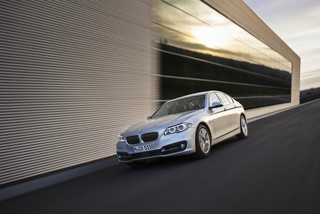 BMW 5er - Neue Diesel aus dem Baukasten