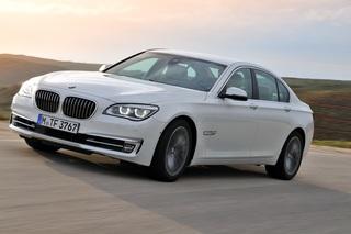 BMW 7er-Reihe bekommt Facelift - Oberklasse neu gemacht
