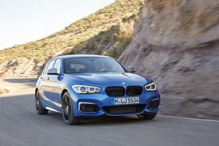 Neues beim BMW 1er - Schönheit, die von innen kommt