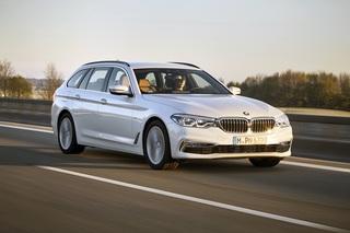 Fahrbericht: BMW 5er Touring - Der Kombinations-Kraftwagen