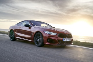Fahrbericht: BMW M850i  - Großer Gleiter mit feinen Features