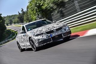 Prototyp BMW Dreier  - Gralshüter der Fahrfreude
