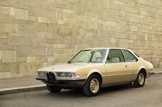BMW-Konzept Garmisch 2200ti - In der Rückschau wegweisend