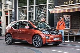 BMW i3 - Gut aus den Startlöchern gestromert