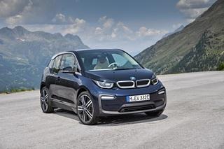 BMW i3 und i3S - Frischer und sportlicher