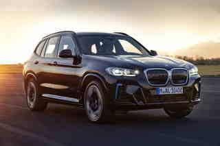 BMW iX3 Modellpflege - Kaum da, schon geliftet