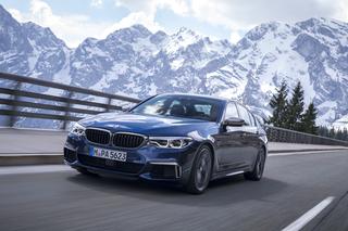 Fahrbericht: BMW M550i - Ein starkes Vorprogramm