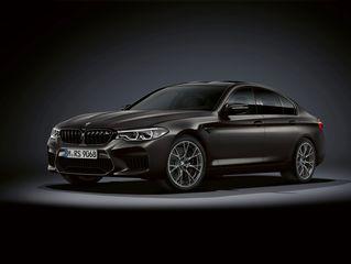 BMW M5 Edition 35 - Eine Spur individueller