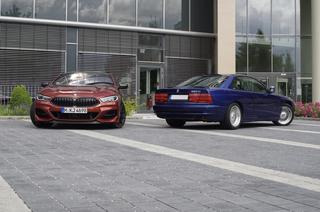 BMW 850Ci vs. BMW M850i xDrive - Mit aller Acht